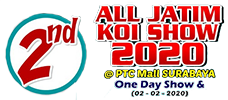 2nd All Jatim Koi Show 2020